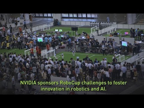 NVIDIA at RoboCup 2017