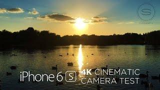 iPhone 6s Camera 4K Cinematic Test