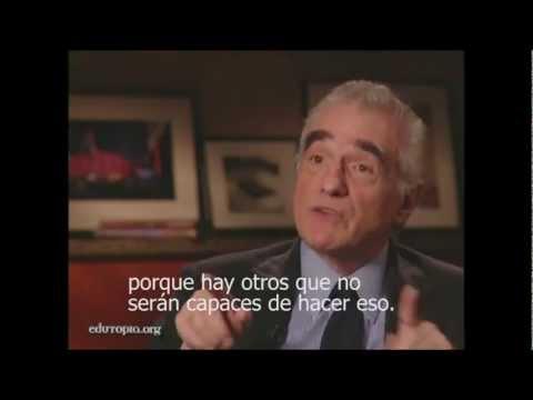 Martin Scorsese - Educación Audiovisual
