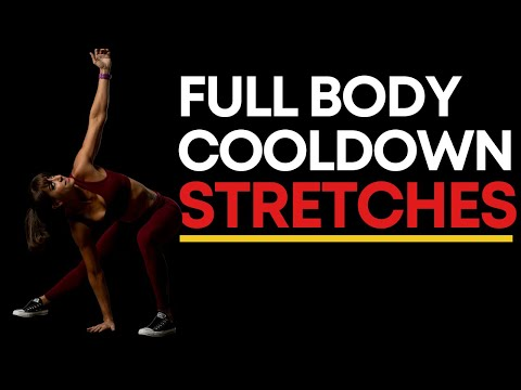 4 Fully Body Cool Down STRETCHES