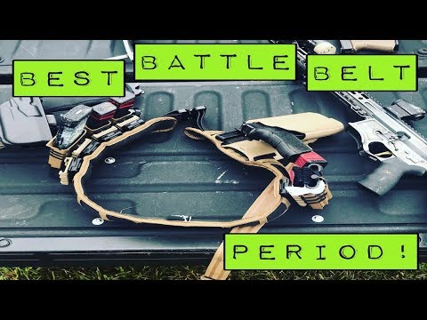 Provectus Group | Wilder Tactical's Mini Belt Pad (Battle Belt)