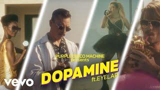 Purple Disco Machine - Dopamine (Official Music Video) ft. Eyelar