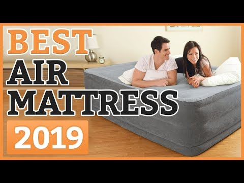 Best Air Mattress 2018 – TOP 10 Air Beds