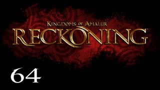 Прохождение Kingdoms of Amalur: Reckoning - Часть 64 — Клыки Нароса: Южный проход