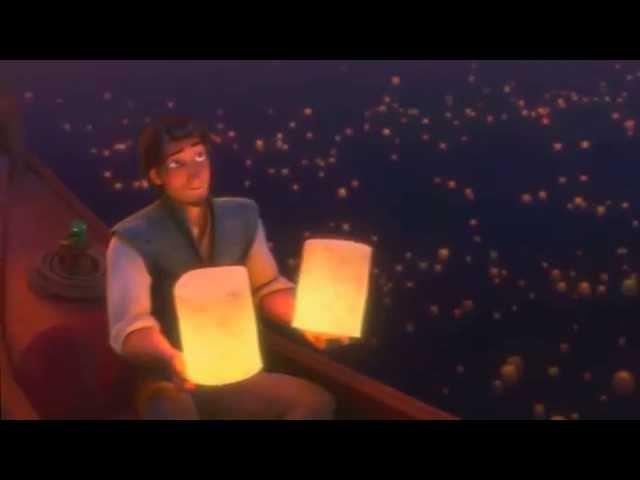 Rapunzel - Het Licht Dat Ik Nu Zie