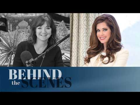 Behind the Scenes Podcast Remote: Looking Ahead with Shayla Copas