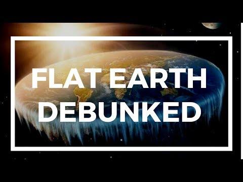 The Flat Earth Theory Debunked thumbnail