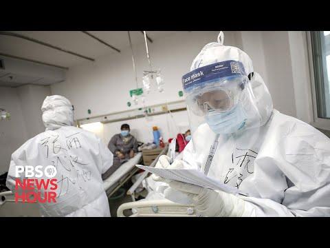 WATCH: WHO updates on novel coronavirus outbreak -- Feb. 14, 2020