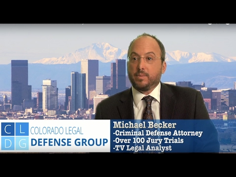 Denver Colorado Criminal Defense Lawyer