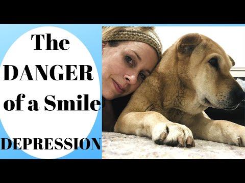 The DANGER of a Smile. Depression