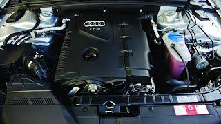 TSI and TFSI engine overhaul