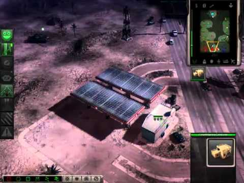 Middle East Crisis 2 Mod für Command and  Conquer 3 Tiberium Wars Gameplay #2