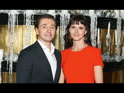 Сергей Безруков и его жена Анна Матисон ждут ребенка - YouTube