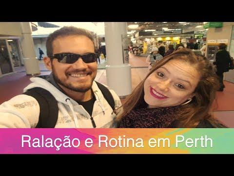 NOSSA ROTINA EM PERTH - All´stralia Para Todos