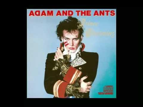 ADAM AND THE ANTS - ANT RAP LYRICS