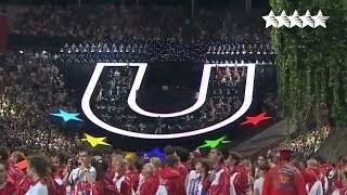 Did you know which song always plays during the Universiade Opening and Closing ceremonies?