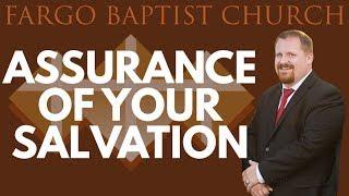 Brian Weiss - Assurance of Your Salvation