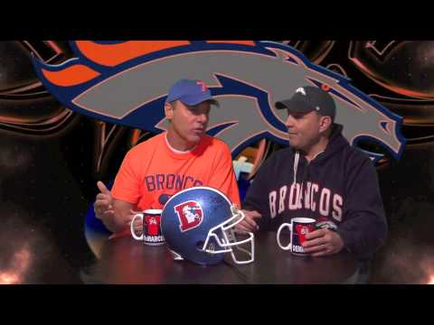 Denver Broncos vs Colts NFL Playoffs 2015