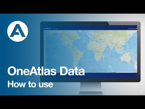 How to use OneAtlas Data