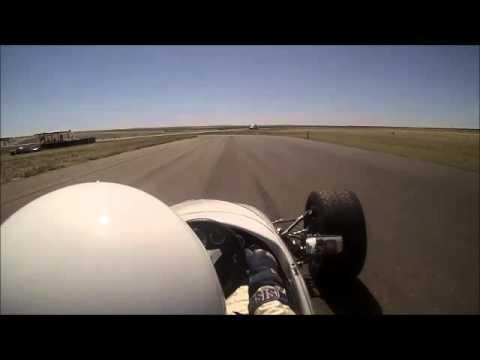 High Plains Raceway onboard Brabham