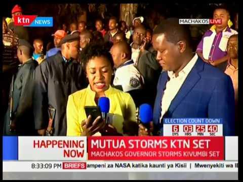 Incumbent governor Wambora set to battle for the seat against a psyched Kithinji Kiragu:Kivumbi 2017