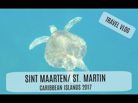 Sint Maarten/ St. Martin -  Caribbean Islands 2017 - GoPro Hero 5