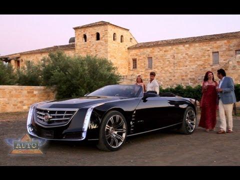 Cadillac Ciel Concept Design Brief  YouTube