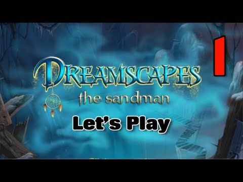 Lets Play ♦ Dreamscapes: The Sandman walkthrough
