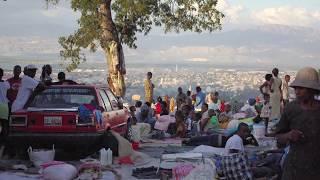 President Clinton's Work in Haiti