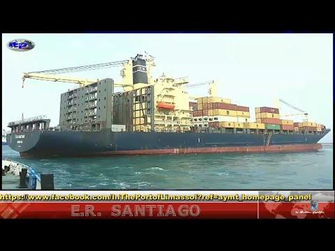 E R  Santiago - CONTAINER SHIP