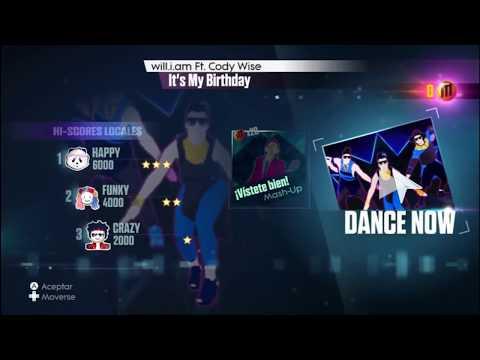 [Wii] Just Dance 2015 - Song list + Mash-ups + DLC