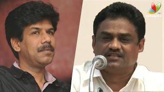 First respect Bharathiraja then can make movies | Seeman and Writer Speech
