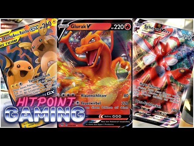 Die Rückkehr in das Pokemon TCG - Pokemon Pack Opening   HitPointGaming