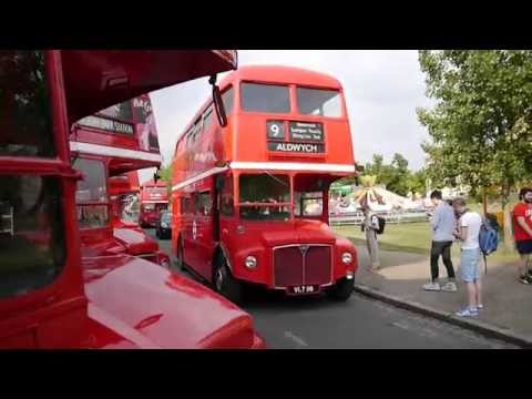 RM 116 - VLT116 & RML 2760 - SMK760F in Finsbury Park, Routemaster 60, 12 July 2014