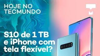 Buscas populares no Google, rumores sobre o Galaxy S10 e o próximo iPhone e mais - Hoje no TecMundo