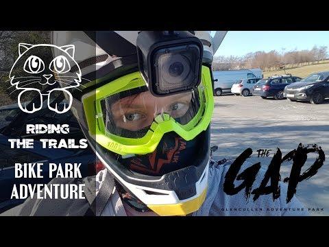Ireland Bike Park Adventure - The Gap!