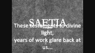 Saetia - The Sweetness And The Light (With Lyrics)