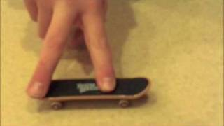 Tech Deck - The Shove It