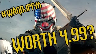 Payday 2 - Chivalry DLC review