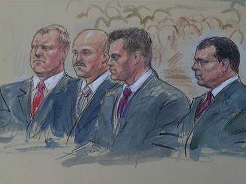 Blackwater Guards Found Guilty in Shooting Trial