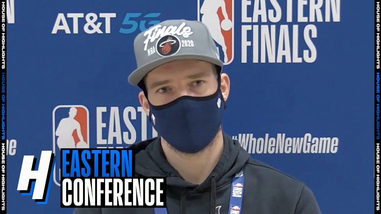 Goran Dragic Postgame Interview - Game 6 | Celtics vs Heat | September 27, 2020 NBA Playoffs