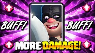 EMERGENCY BALANCE UPDATE!! Executioner BUFFED Again!! IS HE GOOD NOW?