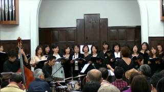 In A Mellow Tone by Minami Jazz Vocal Ensemble 2013