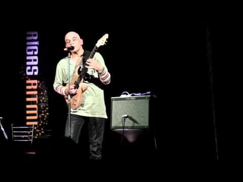 Rigas Ritmi Festival 2012: Marc Ducret solo