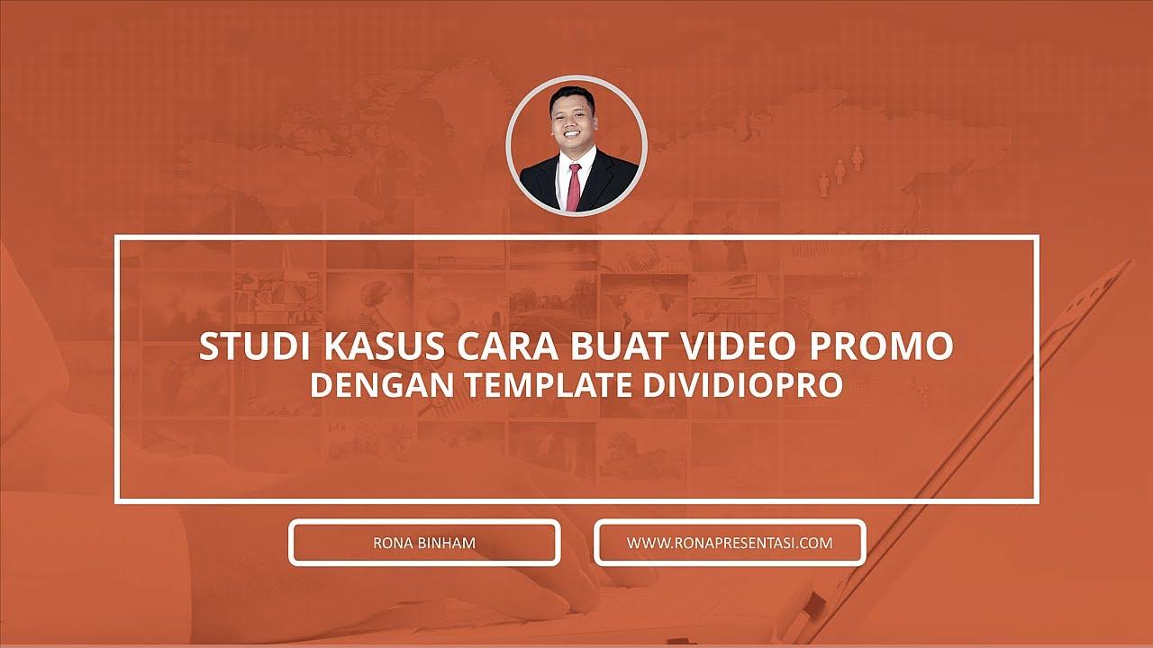 Tutorial Cara Membuat Video Promosi Dengan Powerpoint Youtube