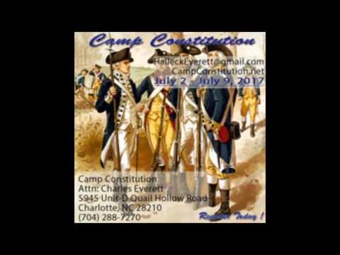 Camp Constitution Radio Show 114:  Terrorism, and Sanctuary Cities