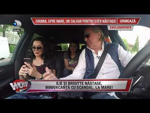 WOWBIZ (03.05.2018) - Ilie si Brigitte Nastase, minivacanta cu scandal! EXCLUSIV! Partea 2