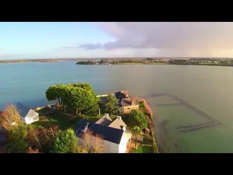 Drone - Ria d'Etel