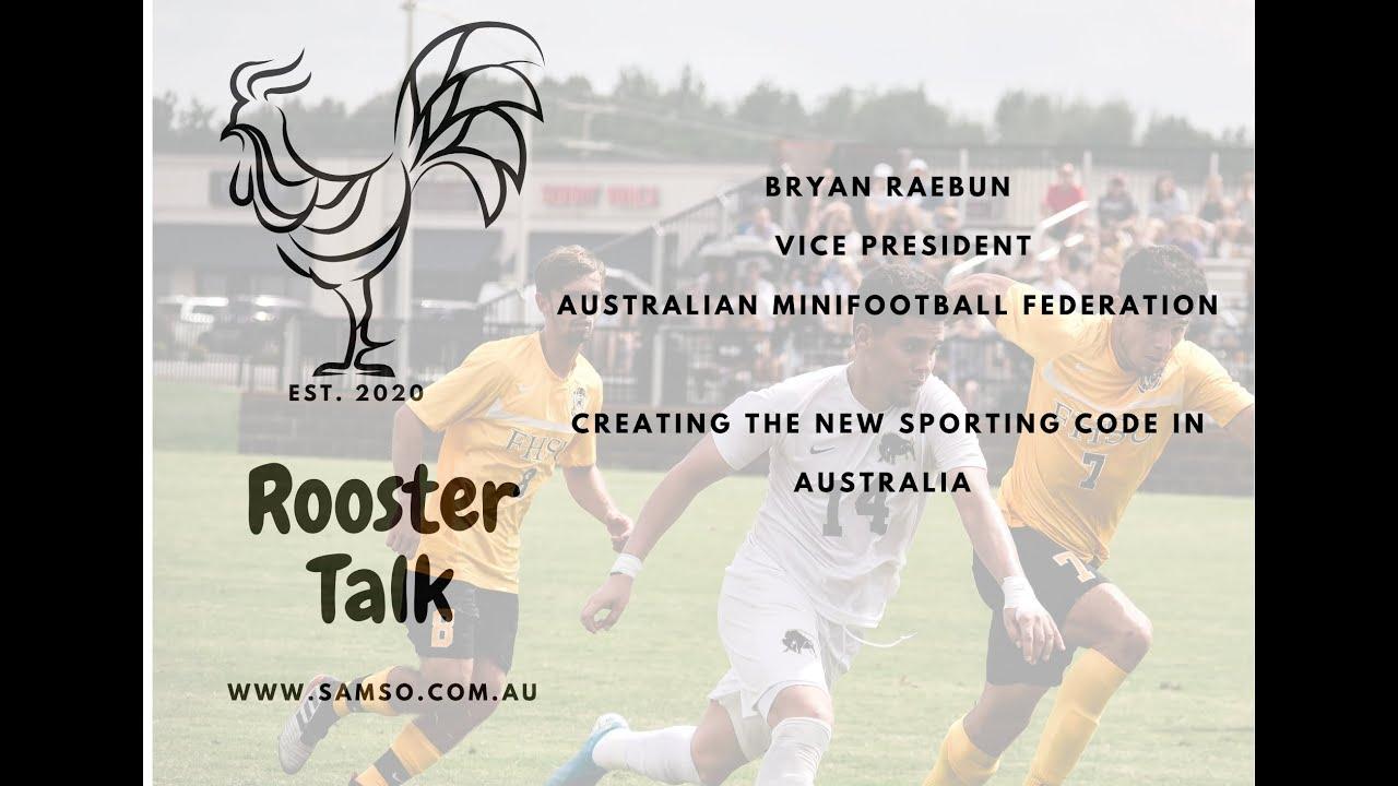 Mini Football - The Next Australian Sporting Code