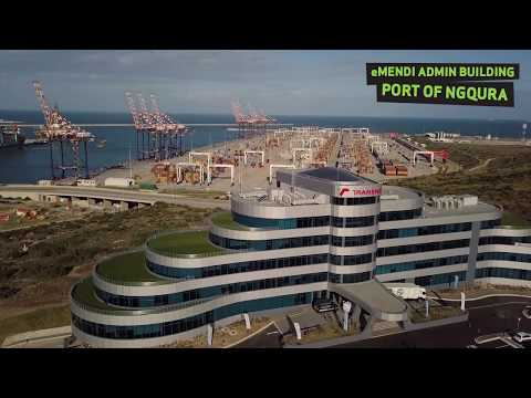 Launch of Port of Ngqura's eMendi Administration Building